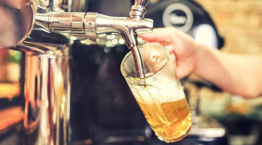 Festa della birra a Fuorigrotta