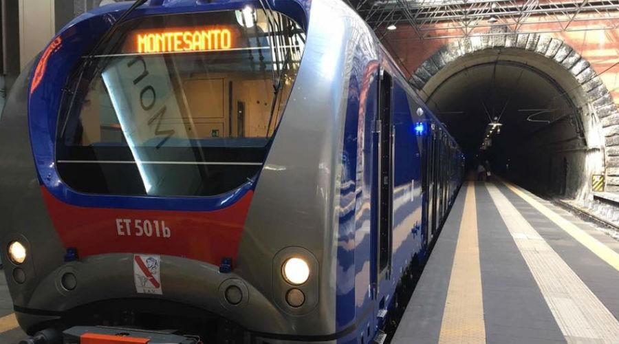 Treno Montesanto