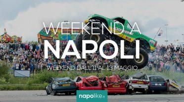 Eventi a Napoli nel weekend dall'11 al 13 maggio 2018