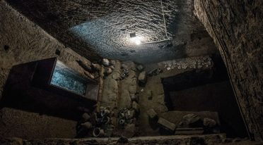 Unterirdisches Museum