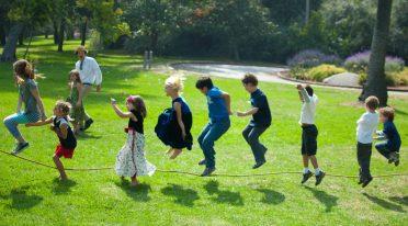 Bambini parco