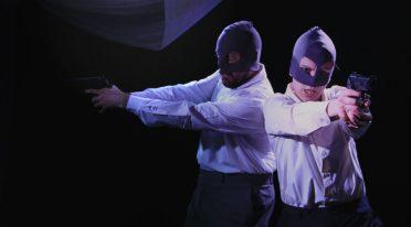 Lo spettacolo Jamais Vu al Teatro Tram di Napoli