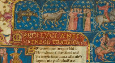 In der Biblioteca dei Girolamini in Neapel wurde das Seneca-Manuskript gefunden