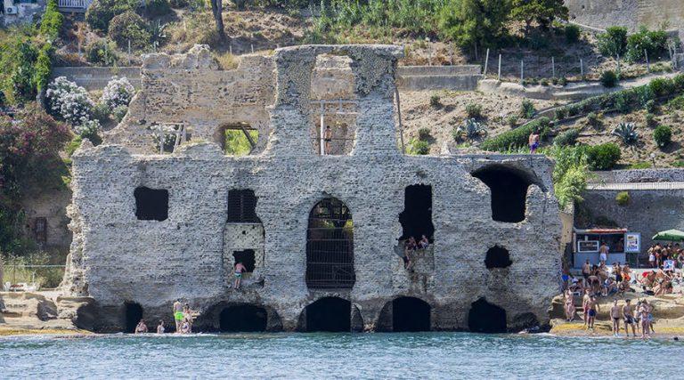 Casa degli Spiriti en Marechiaro en Nápoles