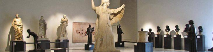 Festival der Museen im Nationalen Archäologischen Museum von Neapel