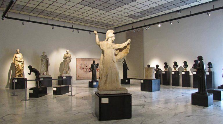متحف العيد في المتحف الأثري الوطني لنابولي