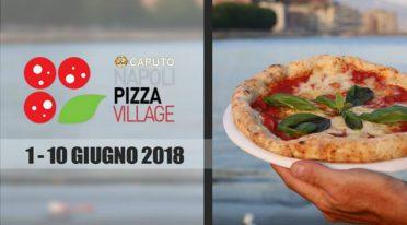 Napoli Pizza Dorf 2018 Original-Event-Programm Abdeckung