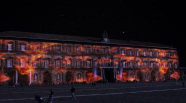 Фестиваль огней, фестиваль света в Неаполе
