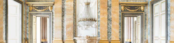 Palais Royal de Caserte, Appartements historiques
