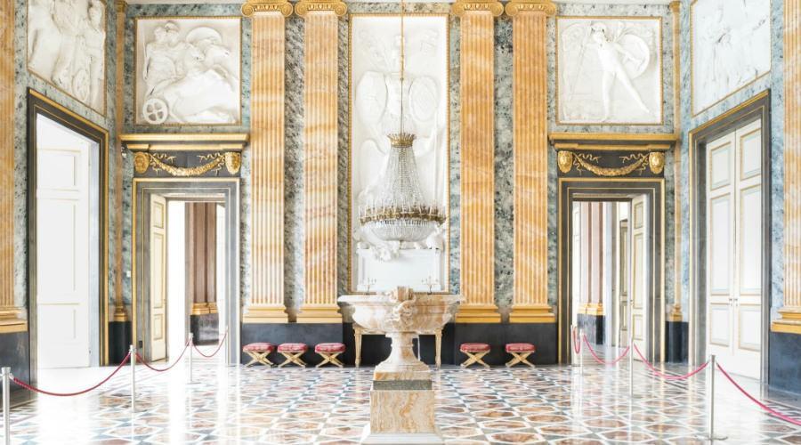 Royal Palace of Caserta, Historical Apartments