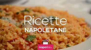 Recipe of the risotto brusciato