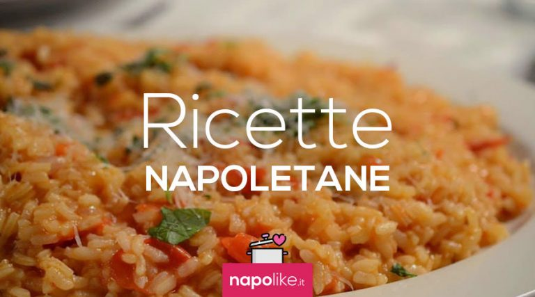 Recipe of the risotto brusciato