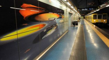 ナポリのマテデー駅