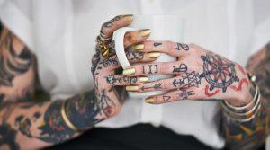 locandina di Tattoo Fest 2018 a Napoli alla Mostra d'Oltremare con 300 tatuatori internazionali