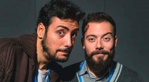 locandina di I The Jackal al Salone del Libro a Napoli: incontro gratuito con i famosi videomaker