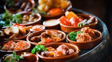 Ethnische Gerichte