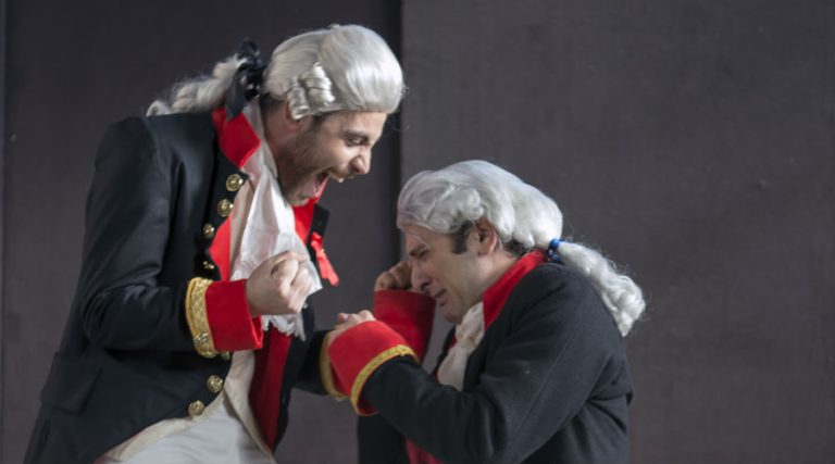 La visita guidata teatralizzata Due Ferdinandi alla corte dei Borbone a Villa Bruno, San Giorgio a Cremano