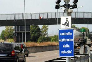 Autovelox nuovi nella provincia di Napoli