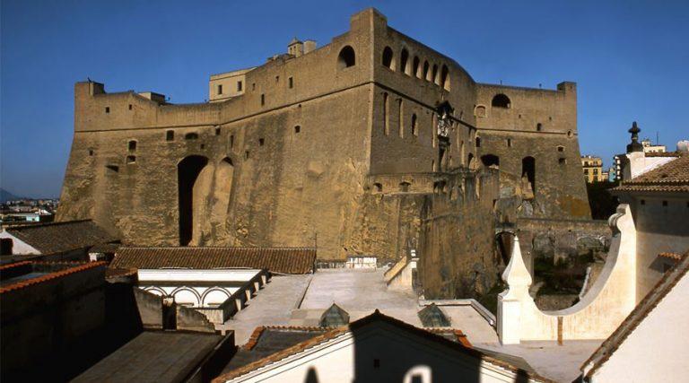 Castel Sant'Elmo in Naples