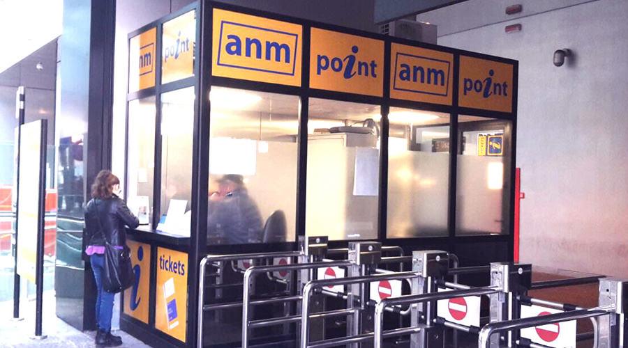 Chiudono alcuni Infopoint ANM a Napoli