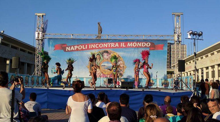 Alla Mostra d'Oltremare il Festival Napoli incontra il Mondo