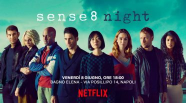 sense8 ночь в Наполи Посиллипо