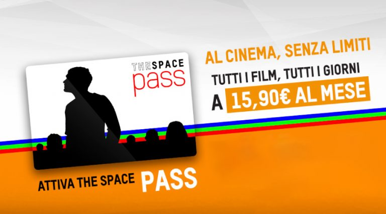 The Space Pass, card mensile per il cinema