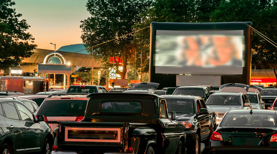 Drive In, cinema dall'auto