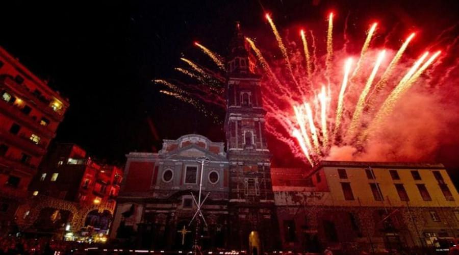 Festa del Carmine a Napoli