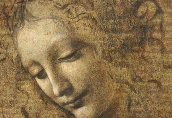 La Scapiliata di Leonardo Da Vinci