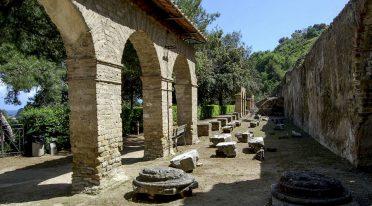 parco archeologico baia