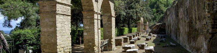 baie du parc archéologique
