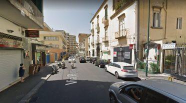 Via Pigna a Napoli
