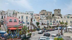 cartel de Gusta Forio 2018 en Ischia: cuatro noches en nombre de deliciosos sabores