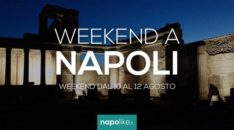 イベント週末-ナポリ-10-12  -  8月