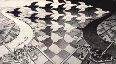 Mostra Escher al PAN di Napoli
