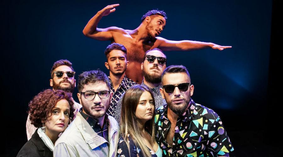 Brucia l'Europa in scena al Nuovo Teatro Sanità di Napoli
