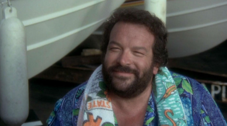 San Gennaro Day 2018 Bud Spencer
