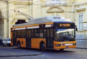 Autobus di Napoli