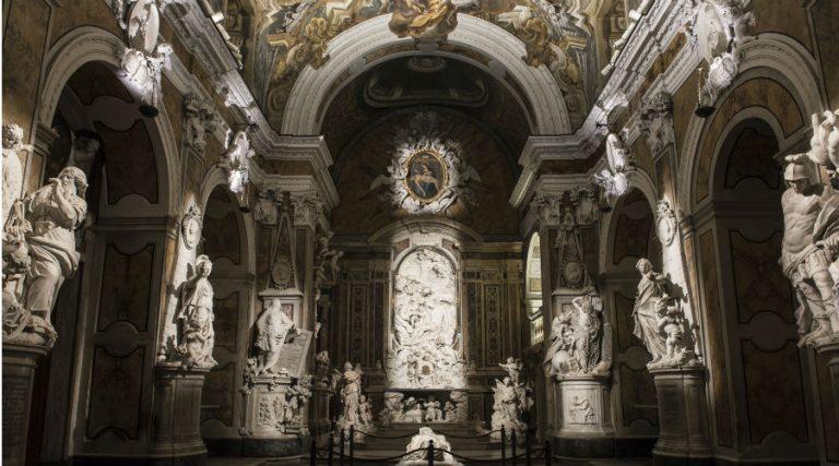 Cappella Sansevero Abendöffnungen