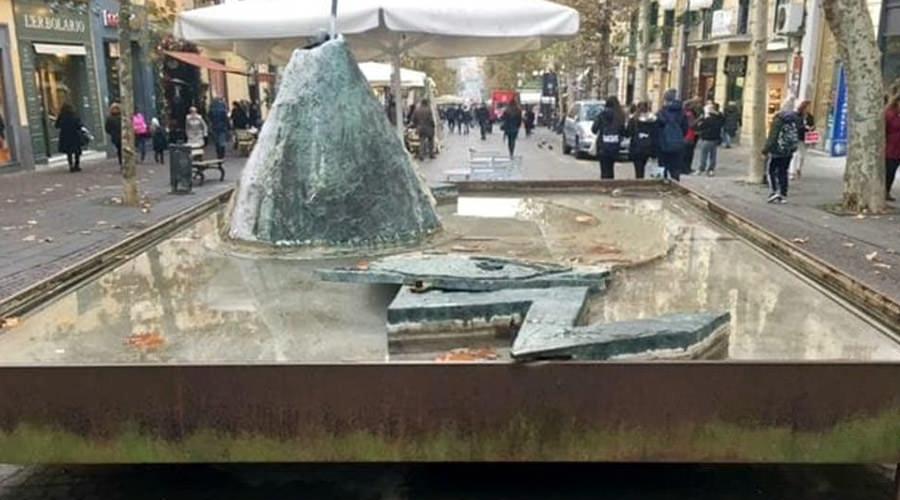 Itaca, la Fontana del Vomero a Napoli
