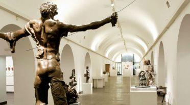 Museo del Novecento en Nápoles