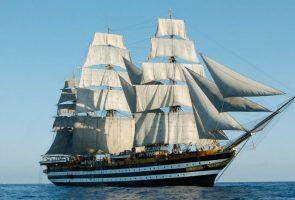 amerigo vespucci buque