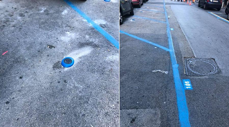 Nuovi sensori da remoto nei parcheggi di Napoli