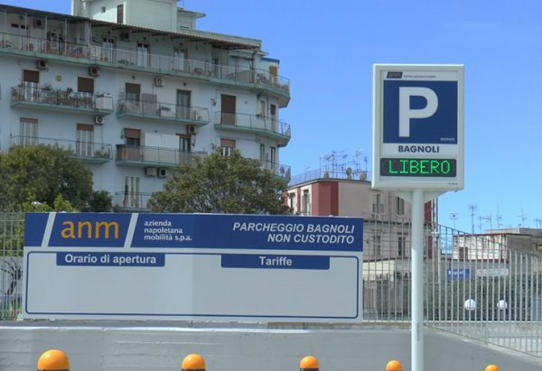 Parken von Napoli Bagnoli