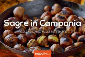 Festivales en Campania durante el fin de semana desde 21 hasta 23 September 2018