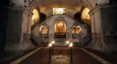 القديسة مريم النفوس في المطهر