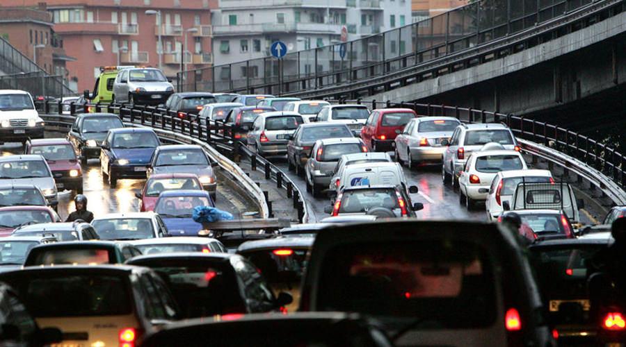Traffico a Napoli