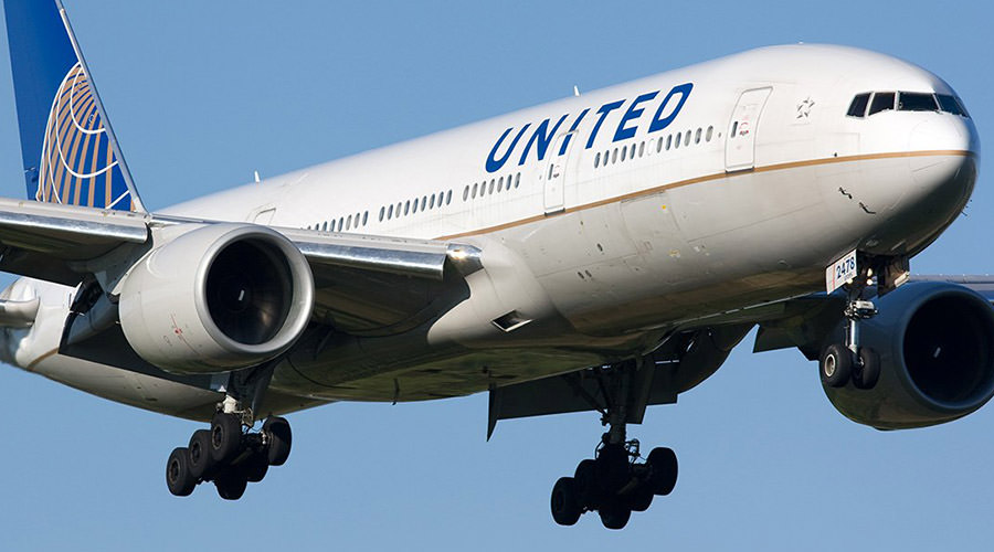 Aereo United Airlines