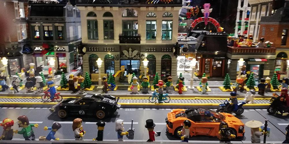 Mostrar Brikmania Nápoles, calles